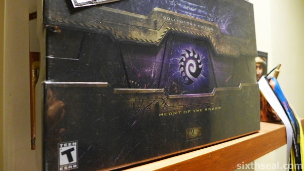 starcraft collectors edition