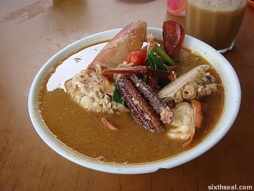 jakar big prawn noodles