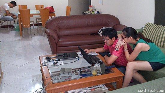 couchsurfing jakarta