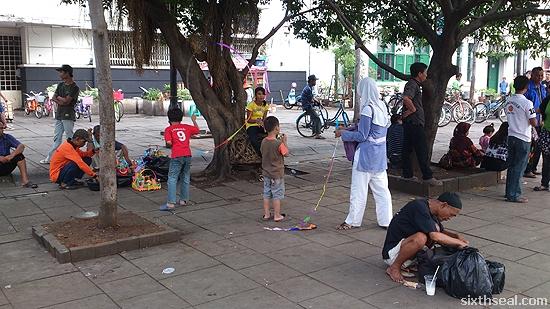 kota tua indonesia