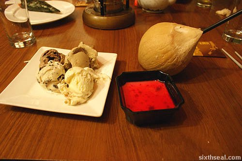 jogoya desserts
