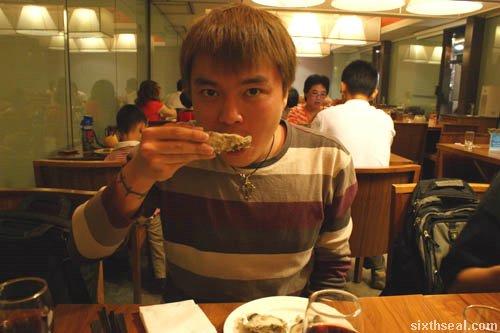 jogoya oysters eat