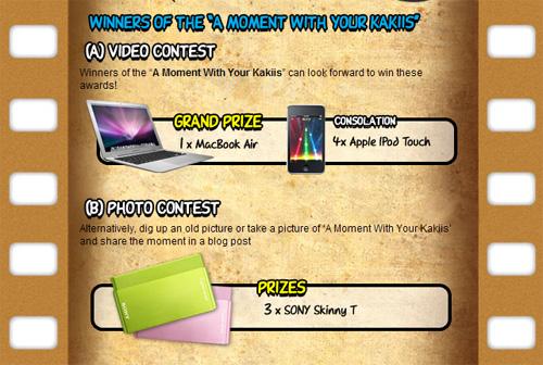 kakiis-prizes