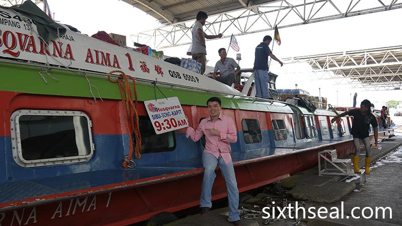 Kapit Boat