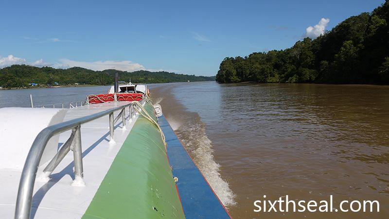 Kapit Sibu Express