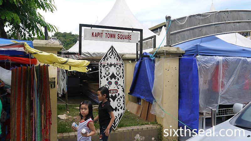 Kapit Town Square