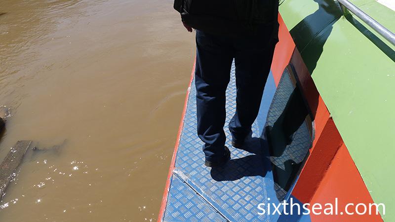 Sarawak Express Boat