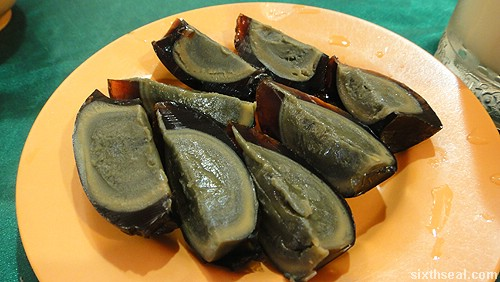 century egg