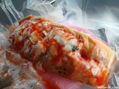 kebab naked