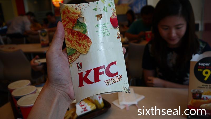 KFC Masak Merah