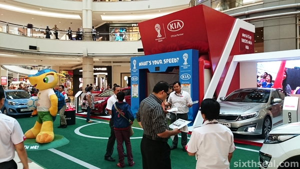 World Cup ROCKS with KIA