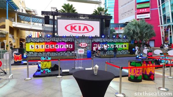 kia rio launch