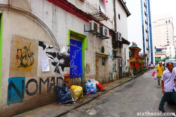 town graffiti