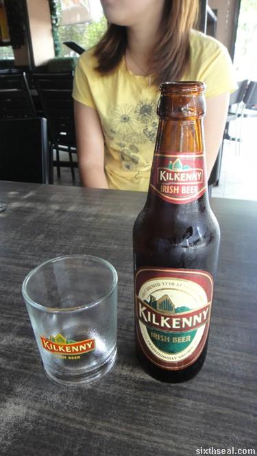 kilkenny bottle