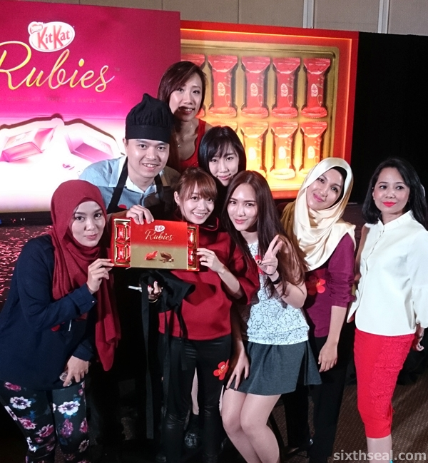 Kit Kat Rubies Media