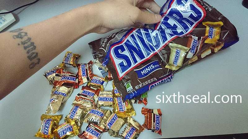 Snickers Square