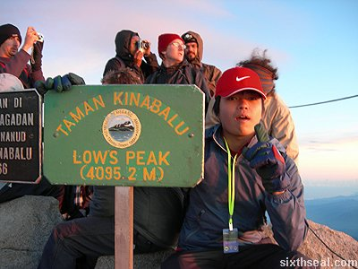 mt kinabalu