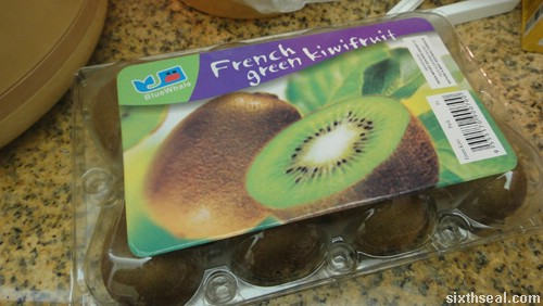 french kiwifruit
