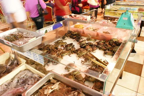 twinsky live seafood