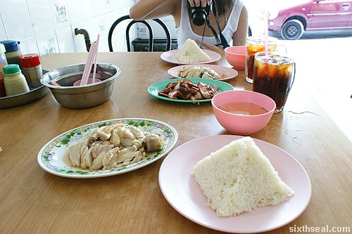 wiya chicken rice meal