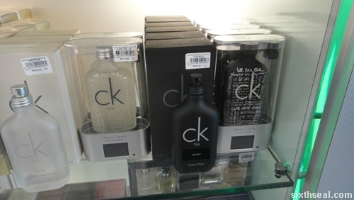 ck collectors bottle with speakers