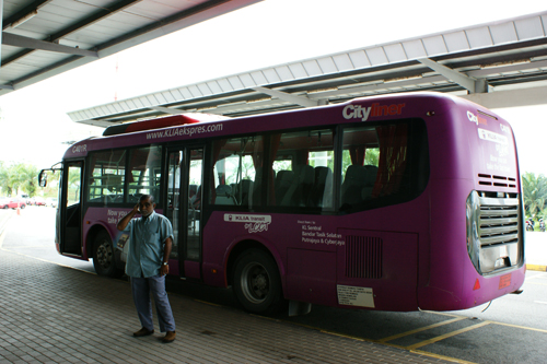 klia lcct feeder bus