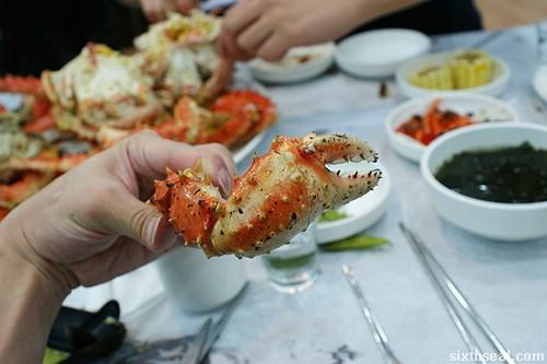 Alaskan King Crab claw