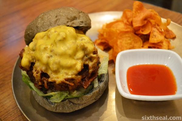 Spicy Gwangyang Burger
