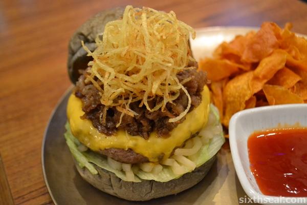 Unyang Burger