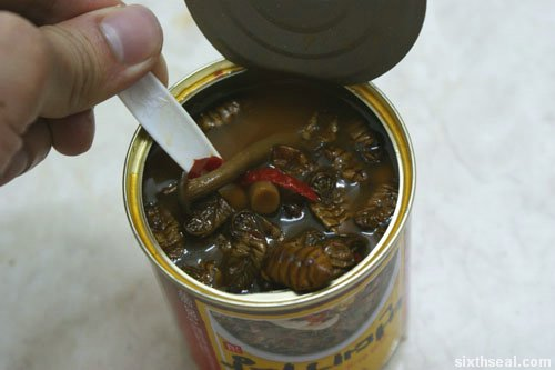 korean canned food