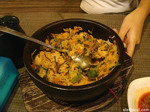 koreana bibimbup