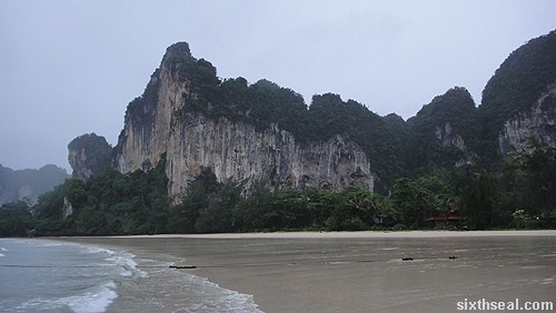 railey beach