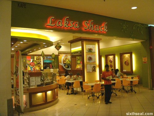 laksa shack