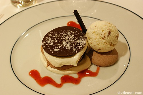Chocolate Mille-Feuille