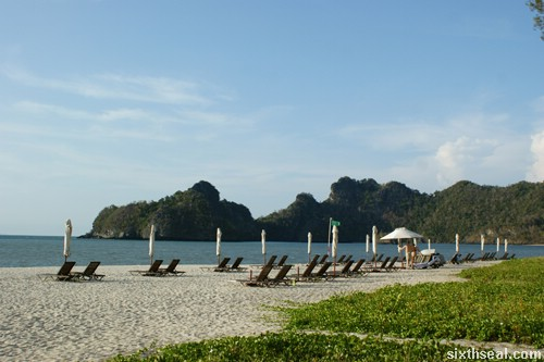 tanjung rhu beach