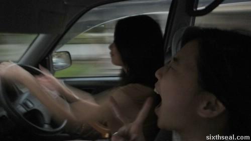linda driving