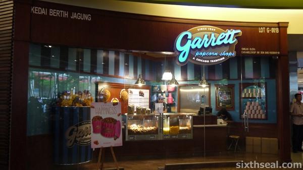 Garrett Popcorn Malaysia