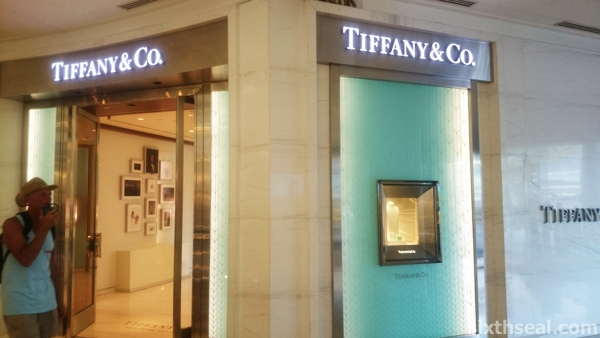Tiffany Co KLCC