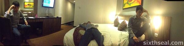 Timelapse Hotel