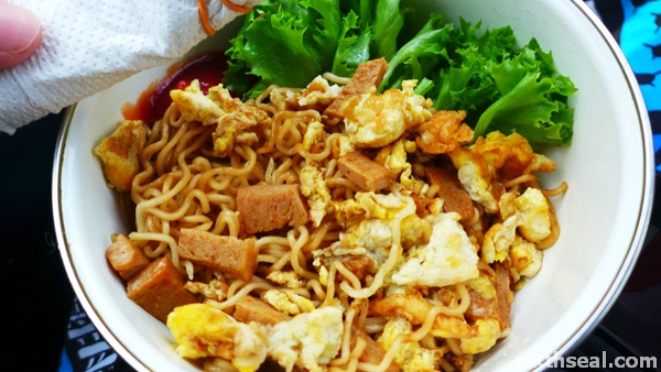 ling noodles