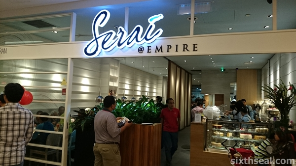 serai empire
