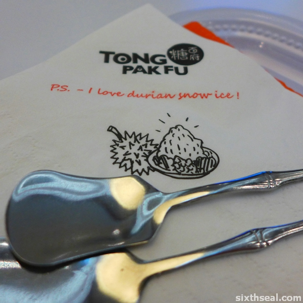 tong pak fu