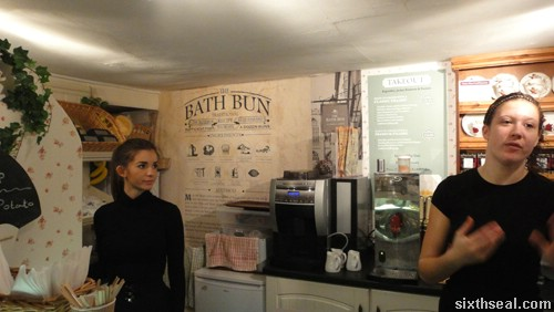 bath bun shop