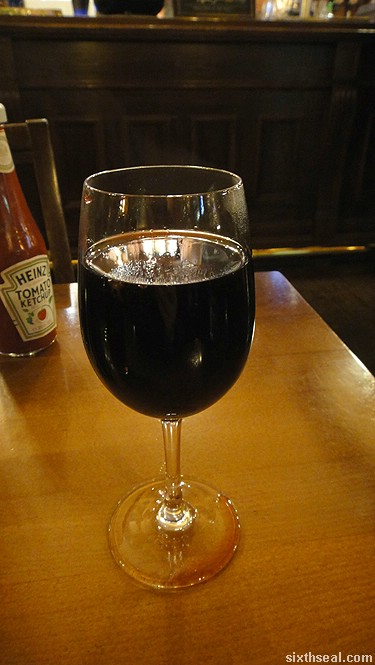 mullet wine