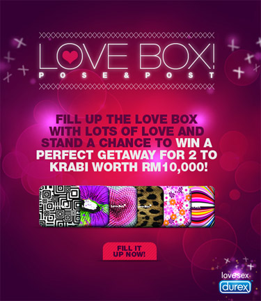 lovebox contest