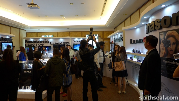 lumix showcase