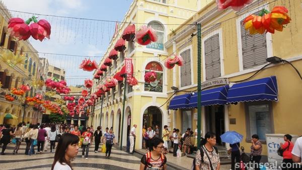 Macau Shops