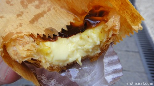 macau portuguese egg tarts