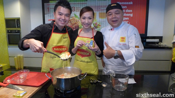 cooking belinda chee