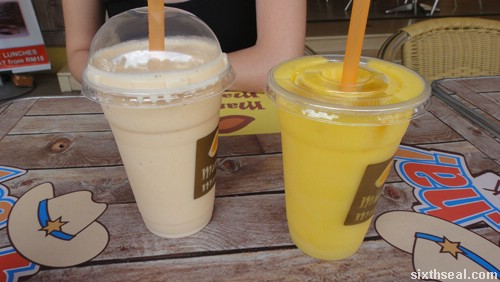 mango mania drinks